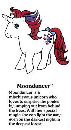 Moondancer Fact File
