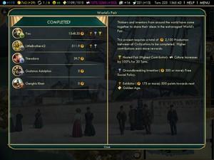My Civ V Screenshots