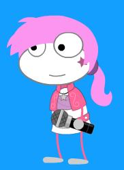 My Poptropica star, Cassidy