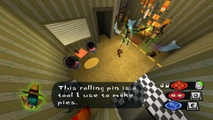 My Psychonauts Screenshots