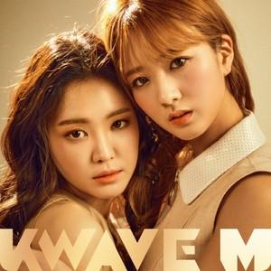 Naeun and Bomi for KWAVE M Magazine Vol. 48