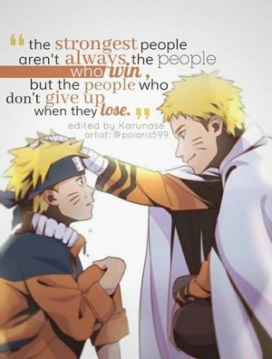Naruto counterpart