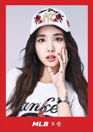 Nayeon - Sports Casual Brand MLB
