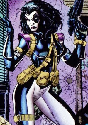 Neena Thurman / Domino (Earth-616)