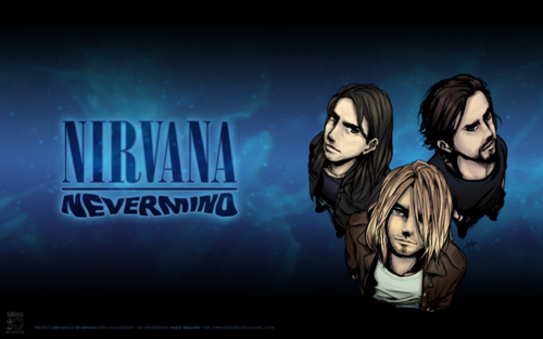 Nirvana images Nevermind HD wallpaper and background photos 40366015