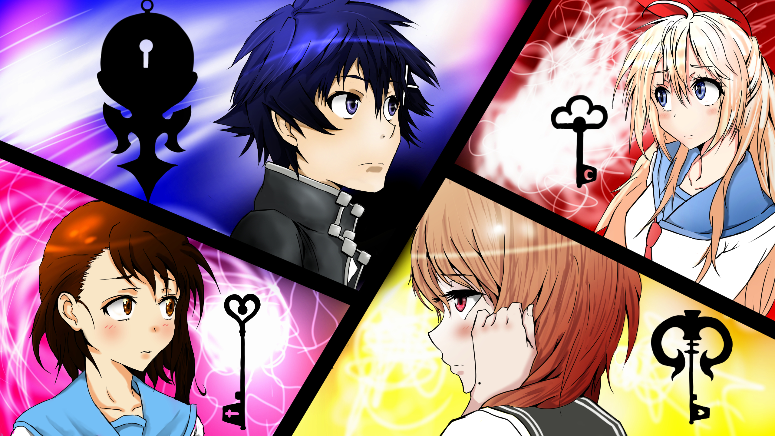 Nisekoi Images HD Wallpaper And Background Photos
