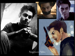 Nogitsune Stiles wallpaper