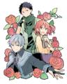 Obi, Zen and Shirayuki