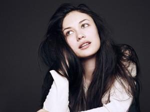 Olga in Flaunt (2012)