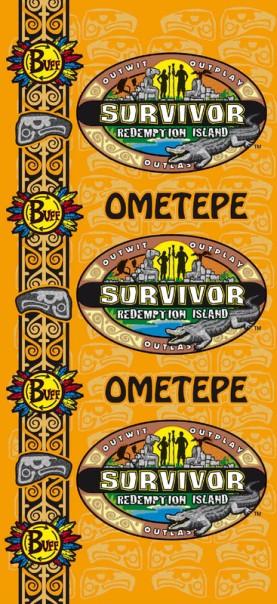 Ometepe Buff (Redemption Island)