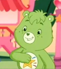 Care Bears wallpaper called Oopsy Bear