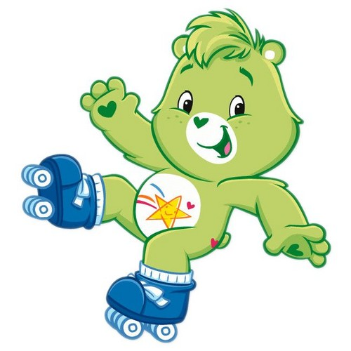 Care Bears wallpaper entitled Oopsy Bear
