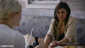 Overheard LA with Nina Dobrev (Funny hoặc Die)