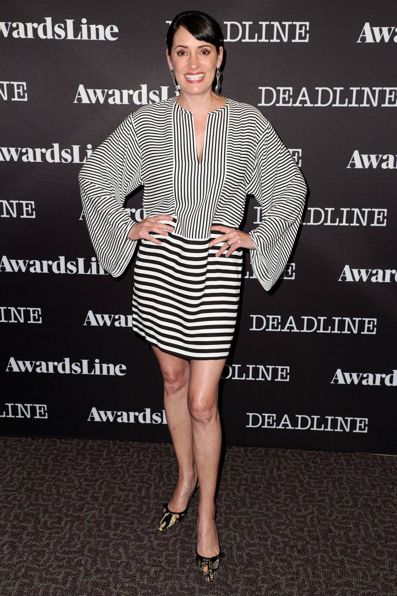 Paget at Deadline's The Contenders Emmys Event