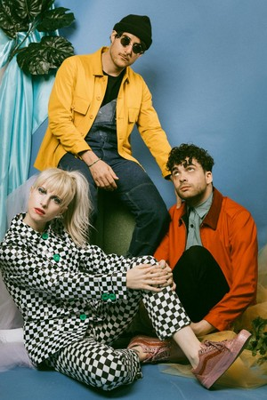 paramore for DIY Magazine