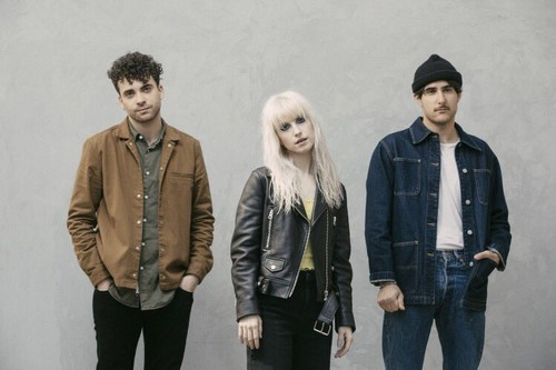 Paramore Wallpaper Entitled From NY Times
