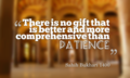 Patience  - islam photo
