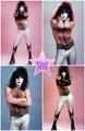Paul 1978 - kiss photo