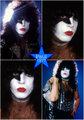 Paul (NYC) June 1, 1977 - kiss photo