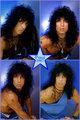 Paul ~September 17, 1987 - kiss photo