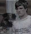 Peeta/Katniss Fanart - Mockingjay - peeta-mellark-and-katniss-everdeen fan art