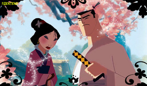 Princess Mulan Meet Prince Jack
