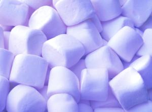 Purple Marshmallows