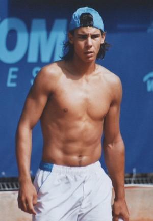 Rafael Nadal shitles