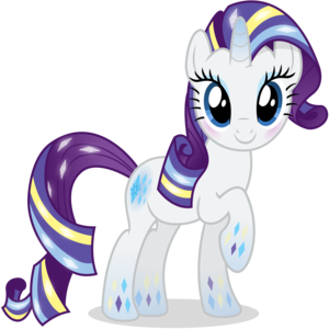 Rainbowfied Rarity