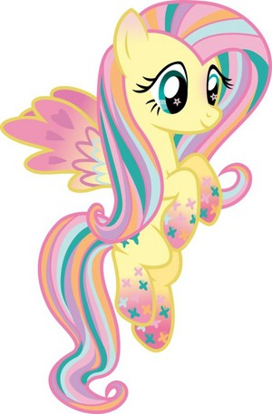 Rainbowfied Fluttershy