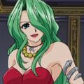Reina from Rave Master - anime photo
