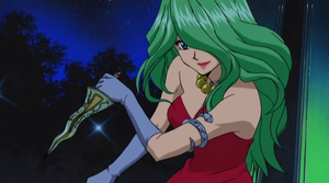Reina from Rave Master
