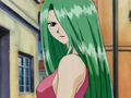 Reina from Rave Master - anime photo