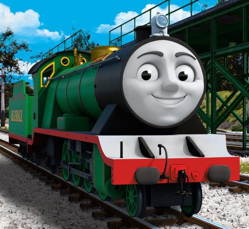 Thomas the Tank Engine wallpaper called Rex