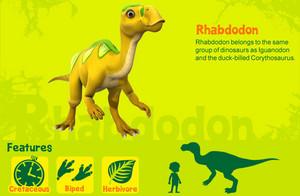 Rhabdodon
