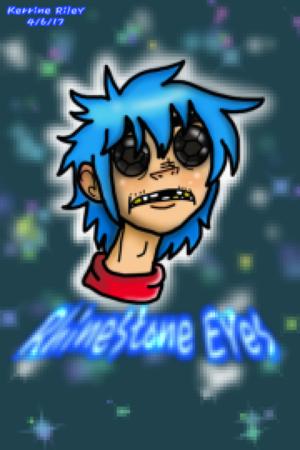 Rhinestone Eyes