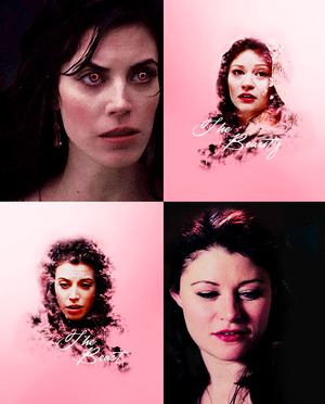 Ruby and Belle