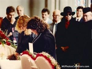 Ryan White's Funeral