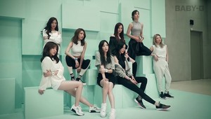 SNSD CASIO BABY-G 2017SS Photoshoot