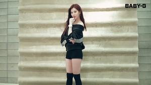 SNSD Seohyun CASIO BABY-G 2017SS Photoshoot