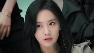 SNSD Yoona CASIO BABY-G 2017SS Photoshoot
