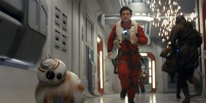 SW : Episode VIII : The Last Jedi first images