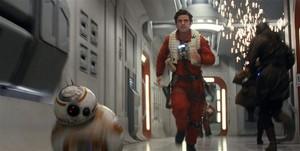 SW : Episode VIII : The Last Jedi first 图片