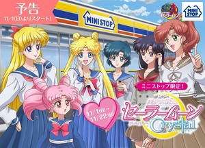 Sailor Moon Crystal - Team