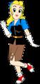 Sally Swing Anime Render - betty-boop photo
