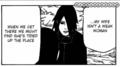 Sasuke about his wife - naruto-shippuuden photo