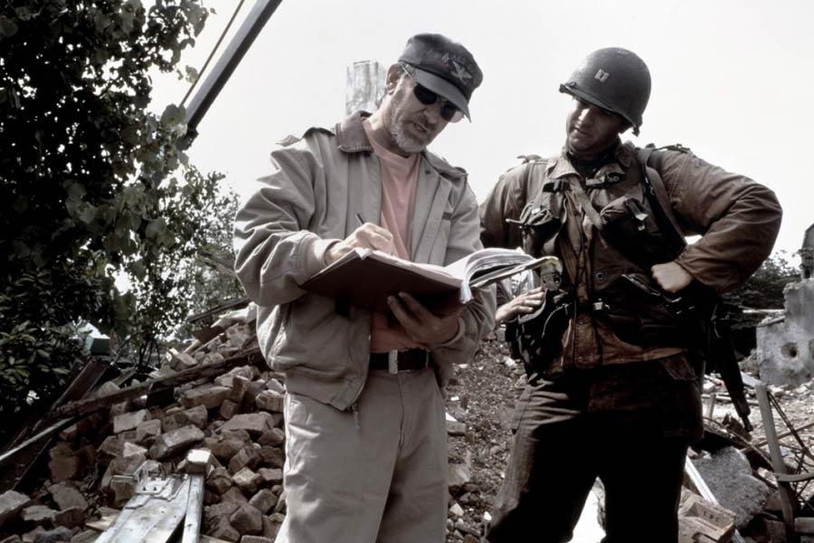 Saving Private Ryan 1998 Behind The Scenes War Movies Photo 40399930 Fanpop