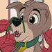 Scamp  - lady-and-tramp icon
