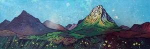 Scotland Painting