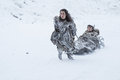 Season 7 Exclusive Look ~ Bran and Meera - game-of-thrones photo